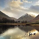 Brotherswater and the Kirkstone Pass by Jamie  Green