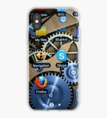 Clockwork smartphone iPhone Case