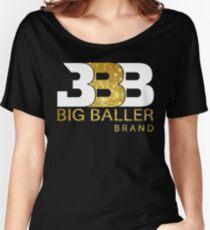 BBB - Big Baller Brand  Women's Relaxed Fit T-Shirt