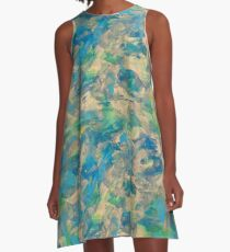 My Favorite Colors A-Line Dress