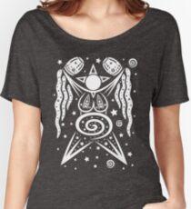 Pagan Art. Sternengöttin mit Wasser und Sternen. Loose Fit T-Shirt