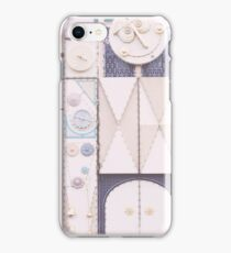 Its a Small World iPhone Case/Skin