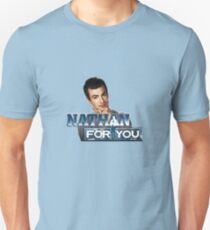 NATHAN FOR YOU SHOW Unisex T-Shirt