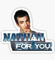 NATHAN FOR YOU SHOW Sticker