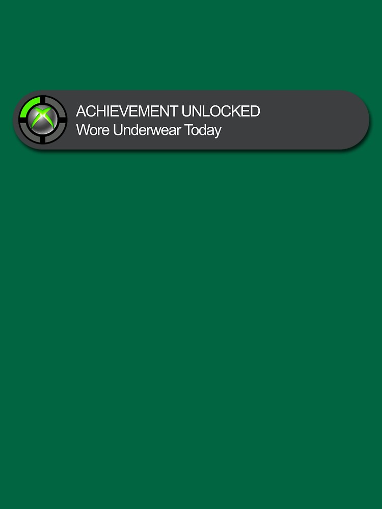 Xbox 360 Achievement Unlocked by wetwired