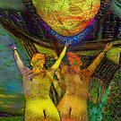 Hommage à Eros by joseph Angilella AUQUIER