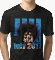 Jill Scott July 2017 Tri-blend T-Shirt