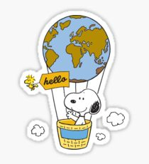Hello World Sticker