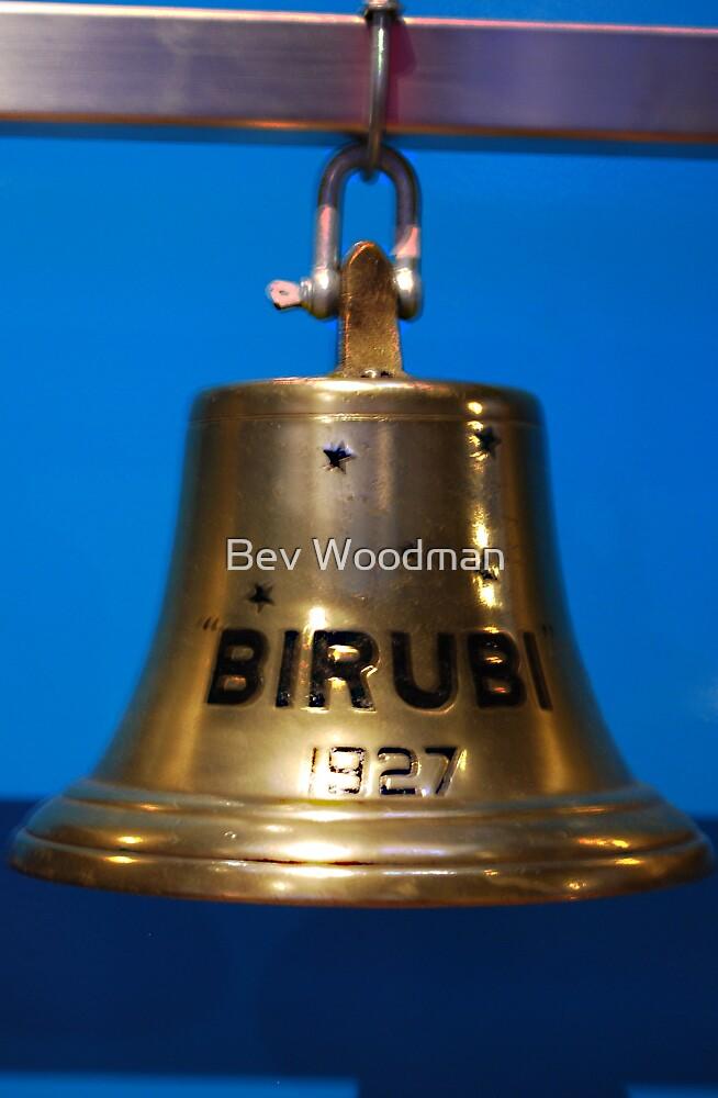 Ships Bell - Birubi 1927 by Bev Woodman