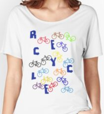 Recycle! Women's Relaxed Fit T-Shirt