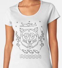 Scandinavian Bear Women's Premium T-Shirt