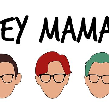 HEY MAMA! CBX EXO by ivi013