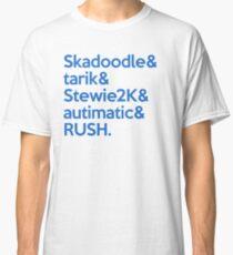 Cloud9 & t shirt 2017/18 | Blue Classic T-Shirt