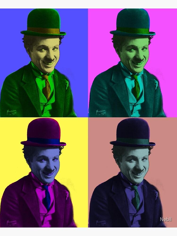Chaplin Chaplin Chaplin Chaplin de Nebil