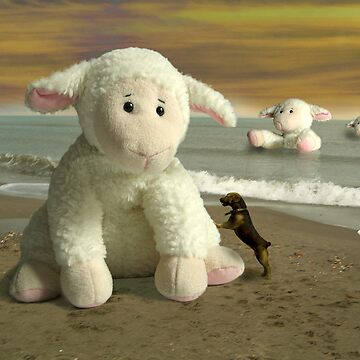 Toy Sheep by Grooveworks
