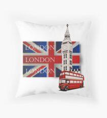 London London Floor Pillow