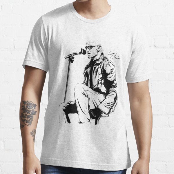 rock style Layne Staley Essential T-Shirt