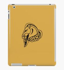 Whiterun · Black Emblem iPad Case/Skin