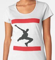 PARKOUR - FREERUNNING - TRACEUR Women's Premium T-Shirt