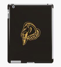 Whiterun · Yellow Emblem iPad Case/Skin