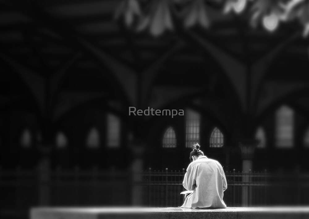 CONTEMPLATE by Redtempa