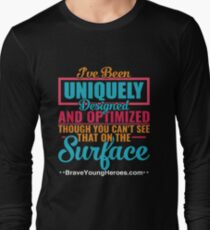 Uniquely Designed & Optimized Long Sleeve T-Shirt