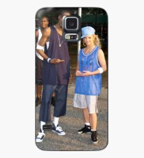 Britney Spears and Snoop Dog 90s Case/Skin for Samsung Galaxy