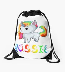 Rossie Unicorn Drawstring Bag