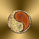 Aries & Rat Yang Wood by astrodesigner75