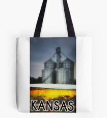 Grain Of The Plains - Kansas Tote Bag