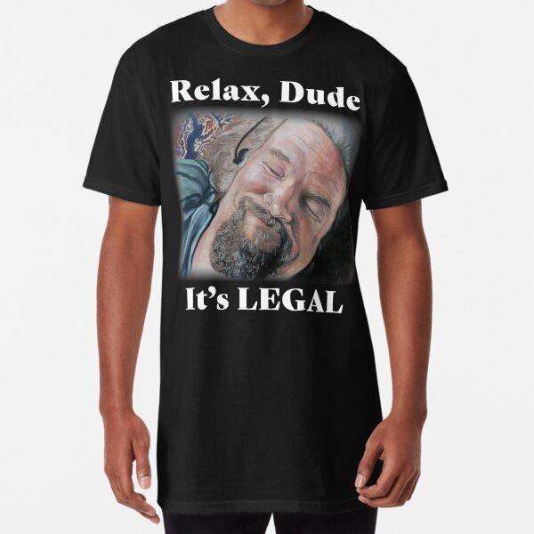 Relax Long T-Shirt