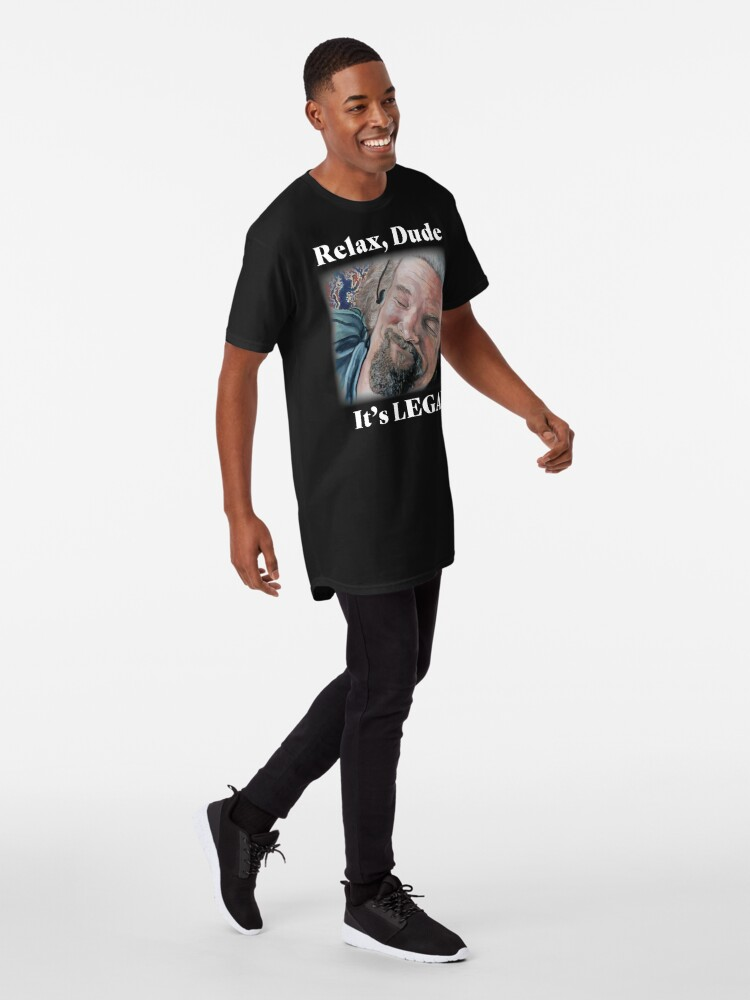 Alternate view of Relax Long T-Shirt