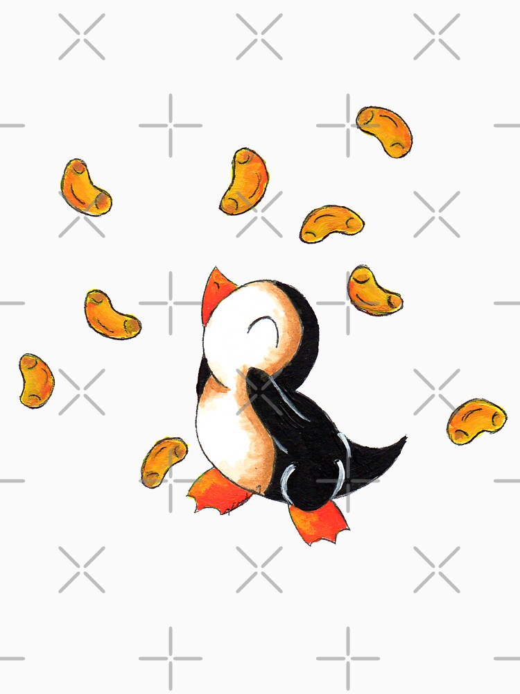 Macaroni Penguin by KOKeefeArt
