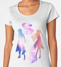 SAO love ver2 Women's Premium T-Shirt