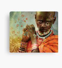 Kenya Canvas Print