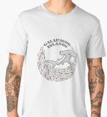 Hammerhead Shark Galapagos Men's Premium T-Shirt