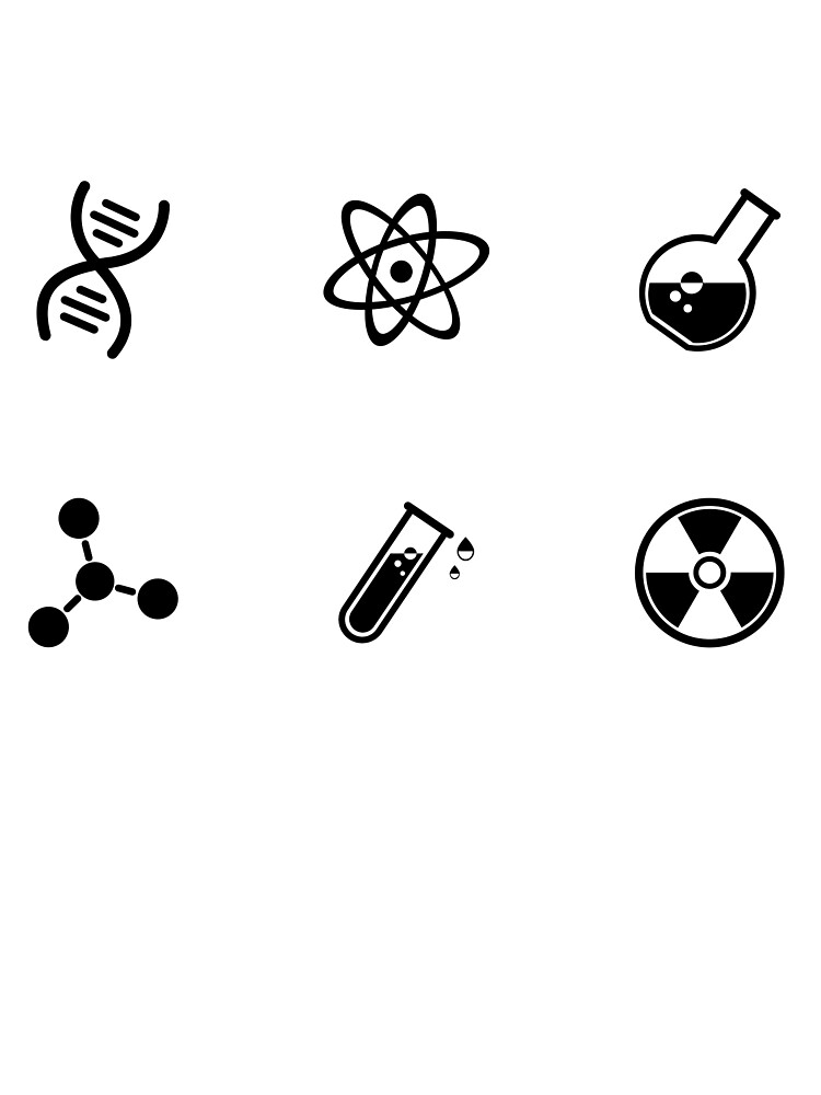 Science Vector Icons by simbamerch