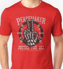 Peace Maker Unisex T-Shirt