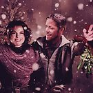 Oq Advent // Hyperion Heights - Storybrooke by Zsazsa R