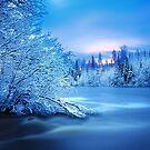 « Blue Fairytale » par Päivi  Valkonen