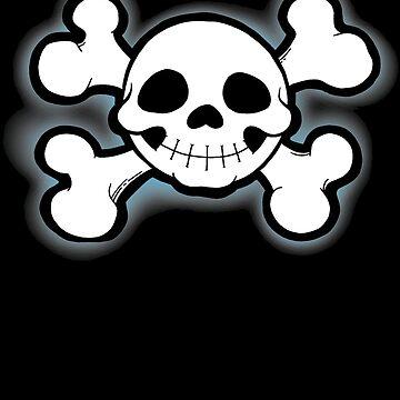 Billy Bones by Elmarie
