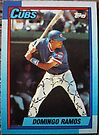 354 - Domingo Ramos by Foob's Baseball Cards