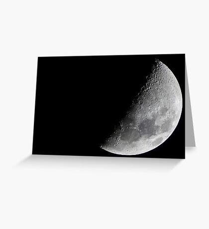 The dark side Greeting Card