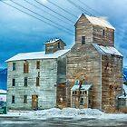 The Old Elevator, Ronan, Montana, USA by Bryan D. Spellman