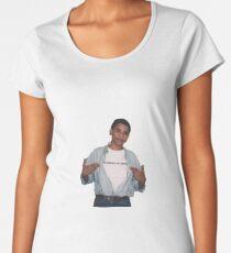 Der amerikanische Traum Premium Rundhals-Shirt