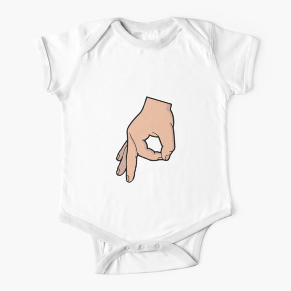 The Circle Game Short Sleeve Baby One-Piece