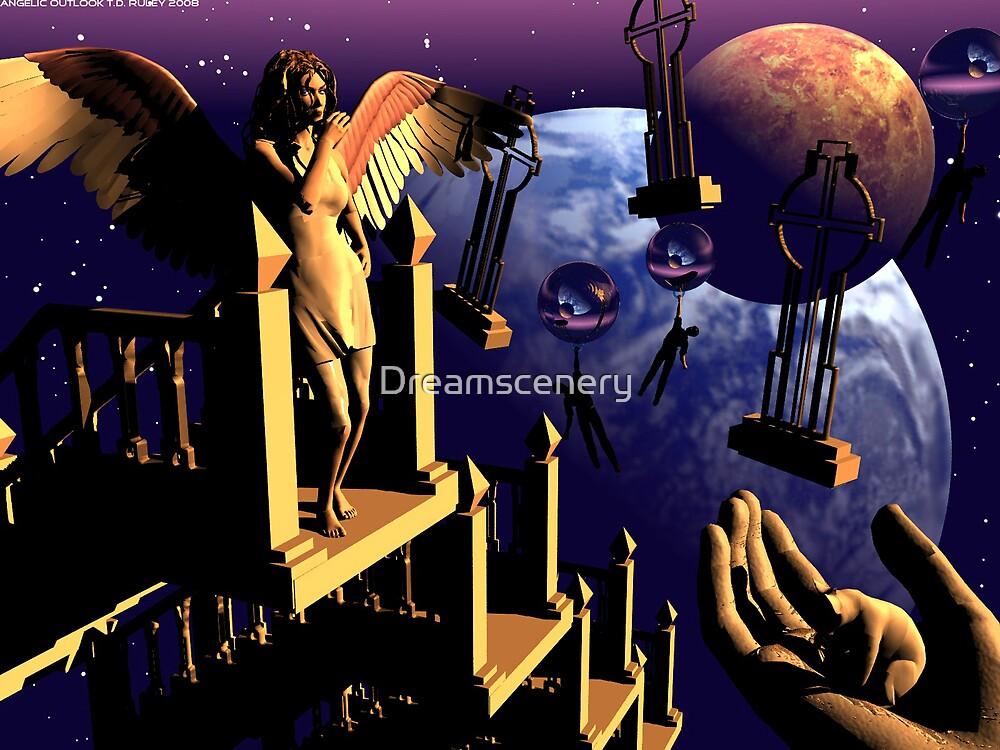 Angelic Outlook by Dreamscenery