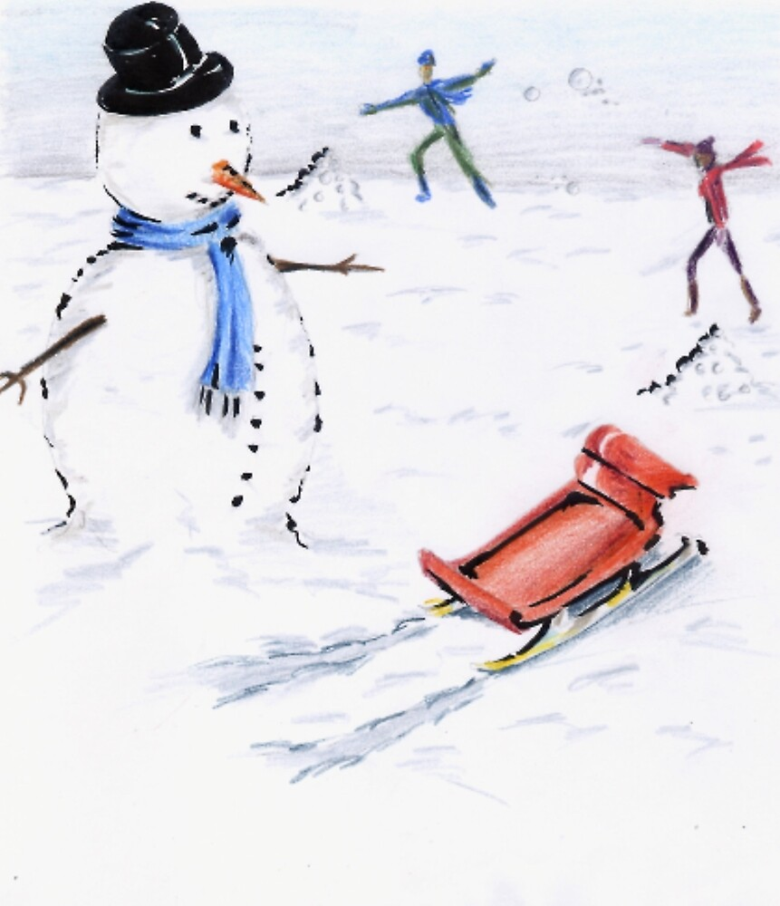 Snow Day by JEmanuel