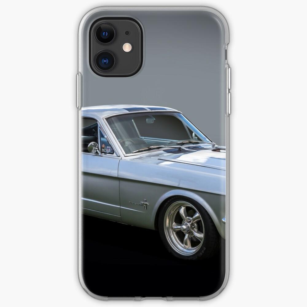 64 Fastback iPhone Soft Case