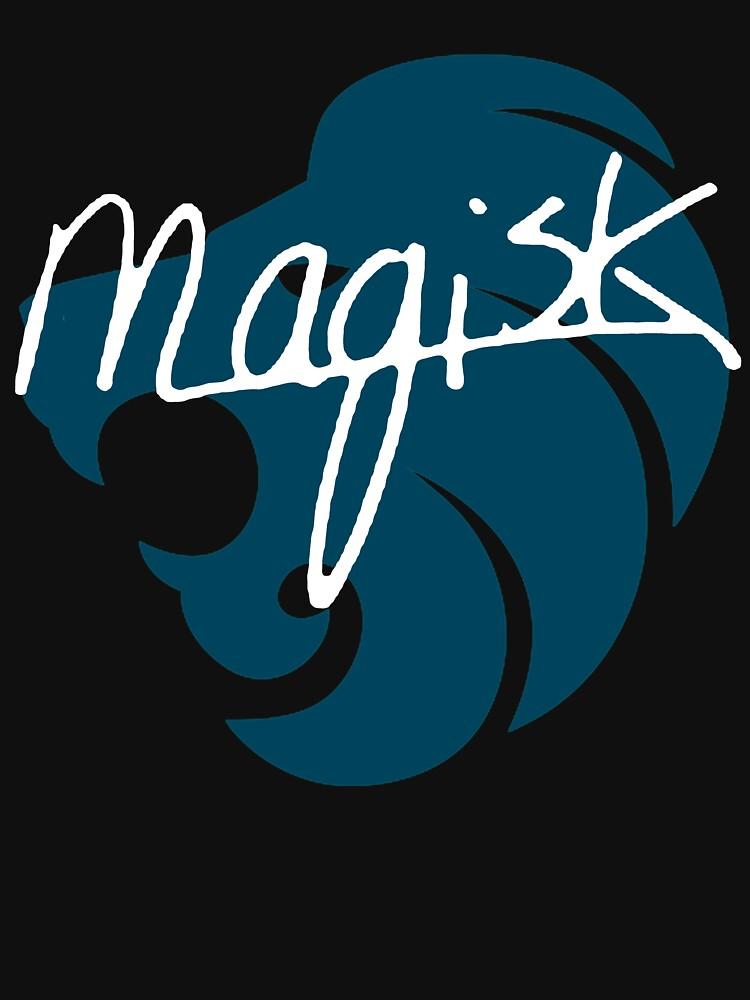 North Magisk | CS:GO Pros by CSGODesignz